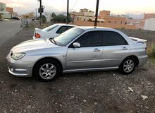 Silver Subaru Impreza 2007 for sale