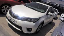 toyota corolla 2015 in good condition for sale