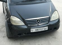 Available for sale! +200,000 km mileage Mercedes Benz A Class 2004