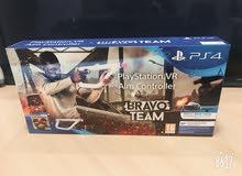 VR Aim Controller + Bravo Team Game CD