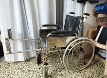 free old wheelchair for donation ،،، ثلاث كراسي قديمة للتبرع