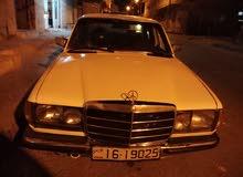 Gasoline Fuel/Power   Mercedes Benz E 200 1979
