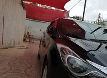 Black Hyundai Avante 2011 for sale