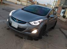 Hyundai Elantra 2016 in Arar - Used