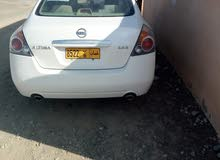 White Nissan Altima 2008 for sale