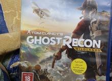لعبة GhostRecon wildlands ps4