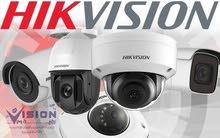 تركيب أنظمة حماية وكاميرات مراقبة للأفضل الشركات العالمية للأمان والمراقبة
