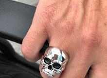 خاتم جمجمة