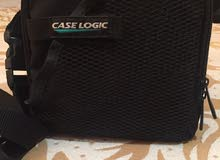 Black CaseLogic Bag