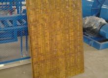 مطلوب طبليات خشب لماكينة بومشي الي
