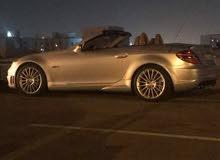 Gasoline Fuel/Power   Mercedes Benz SLK 2008
