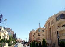 Al Rabiah neighborhood Amman city - 180 sqm apartment for rent
