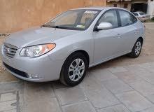 Silver Hyundai Elantra 2010 for sale
