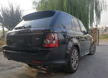 Sport luxury 2012-black-salvage-