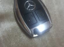 مفتاح مرسيدس نيكل بحاله ممتازه