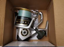 Okuma spinning reel in excellent condition