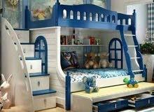 سرير 3 ادوار للاطفال عموله بالطلب