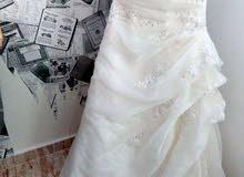 فستان عروس راقي جدا لبسه اولى ماركة برونوفيناس الاسبانية
