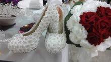 بوكيه وشوذ العروسة