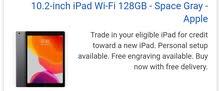 iPad 7 inch 10.2