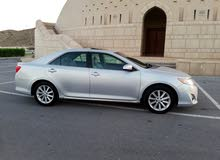 For sale 2012 Silver Camry