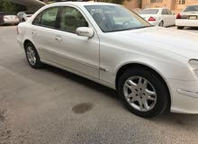 Used condition Mercedes Benz E 280 2006 with  km mileage