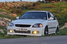 Honda Civic 1996 For sale - White color