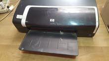 طابعة hp officejet k7013 لطباعة التصاميم والخرائط الطابعه نظيفه