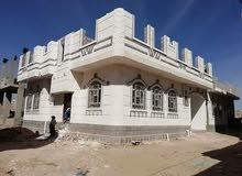 بيت مسلح شارعين للبيع وبسعر مغري 40مليون