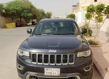 Used condition Jeep Grand Cherokee 2014 with 160,000 - 169,999 km mileage