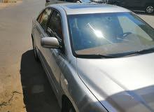 للبيع سيارة تويوتا كامري موديل 2009 صبغ