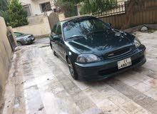 New condition Honda Civic 1997 with 50,000 - 59,999 km mileage