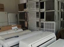 بيع وشراء واستبدال المكيفات 0561423261والأجهزة الكهربية ثلاجات مكيفات مع التوصيل