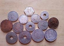 عملات معدنية مصرية قديمة للبيع