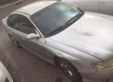 Gasoline Fuel/Power   Chevrolet Lumina 2002