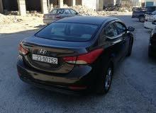 Hyundai Elantra 2015 for sale in Irbid