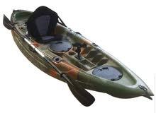 قارب صيد  كاياك