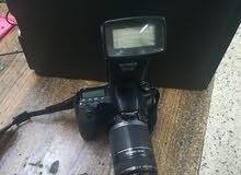 كاميرا كانون 60d للبيع بسعر مغري