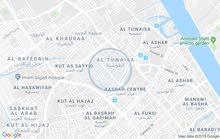 بيت في الطويسه مقابل ثانوية الخنساء400م