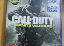 للبيع أو البدل Call Of Duty (Infinite Warfare)