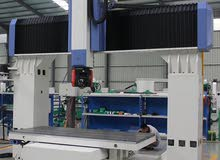 Cnc machine router 5 axis for making mould