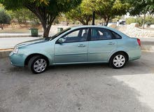 Chevrolet Optra 2006 For sale - Turquoise color