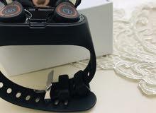 ساعة Earbuds ذكية