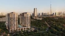 - اكبر عائد استثماري داخل اكبر كومباوند في مدينة الشيخ محمد بن راشد علي القناة المائية .