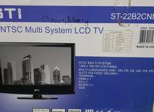 تلفزيون LCD  حجم 22 نوع سامسونك