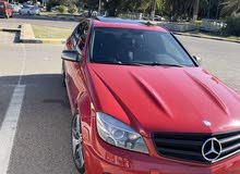 For sale 2009 Red C 300