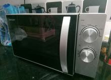 Almost New Sharp microwave