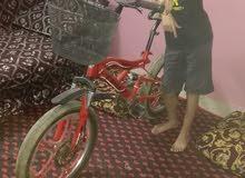 عجلة BMX نيجر