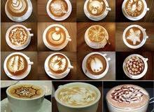 16 من القوالب الجميله لتزيين القهوه والكابتشنو جديده