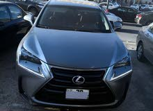 Lexus NX car is available for sale, the car is in Used condition